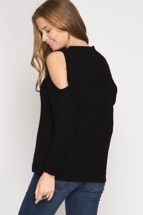 Riley Knit Sweater