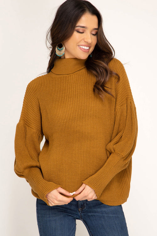Michelle Sweater