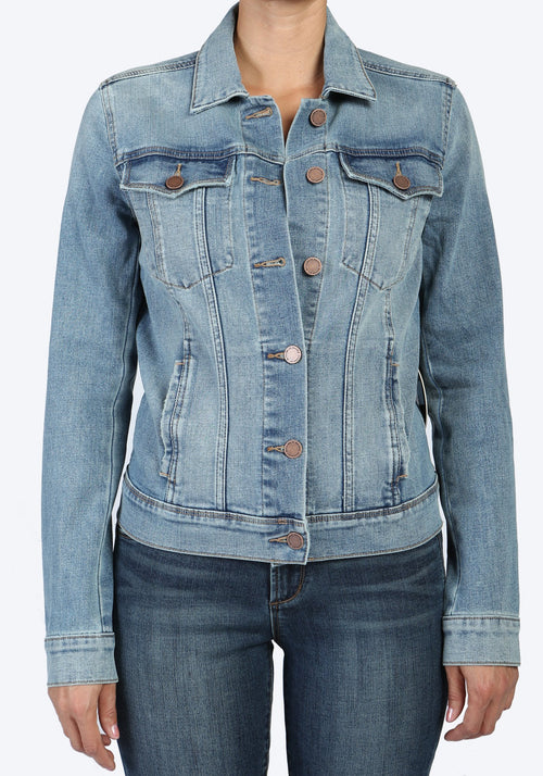 Ivy Denim Jacket