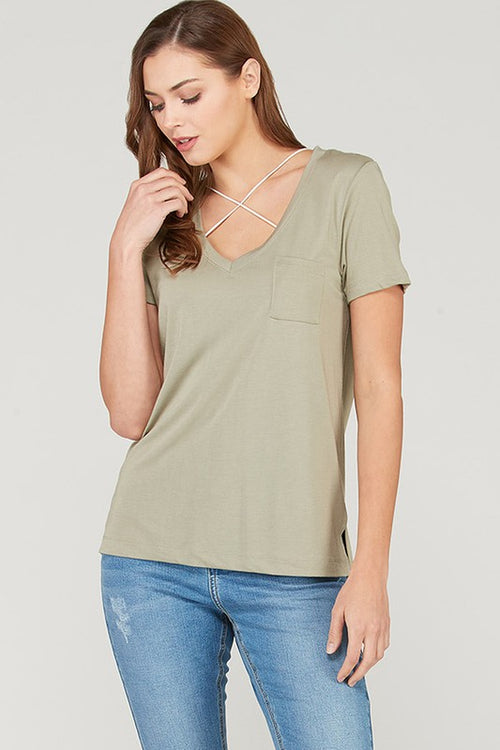 Britney Bamboo Top