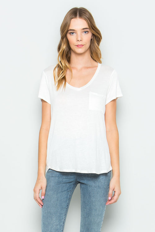 Bekah Basic Top