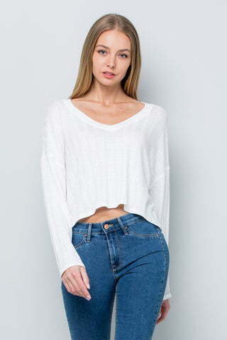 Wanderlust Long Sleeve Top