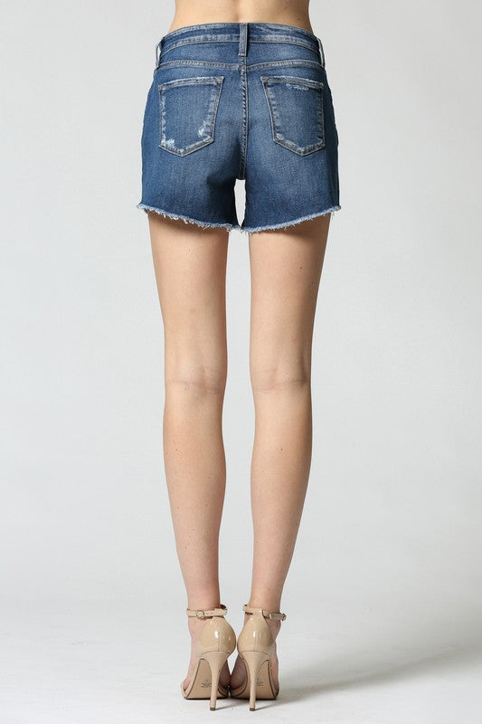 Whitley High Rise Shorts