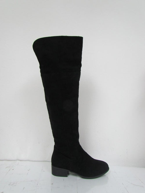 Kiah Tall Boot Black