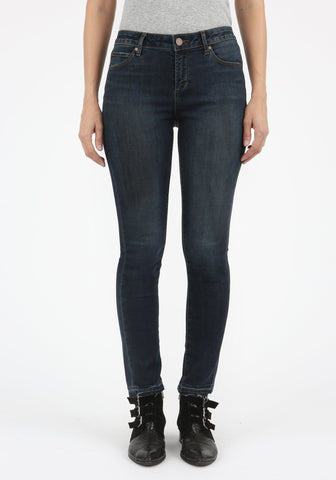 Carly Distressed Skinny