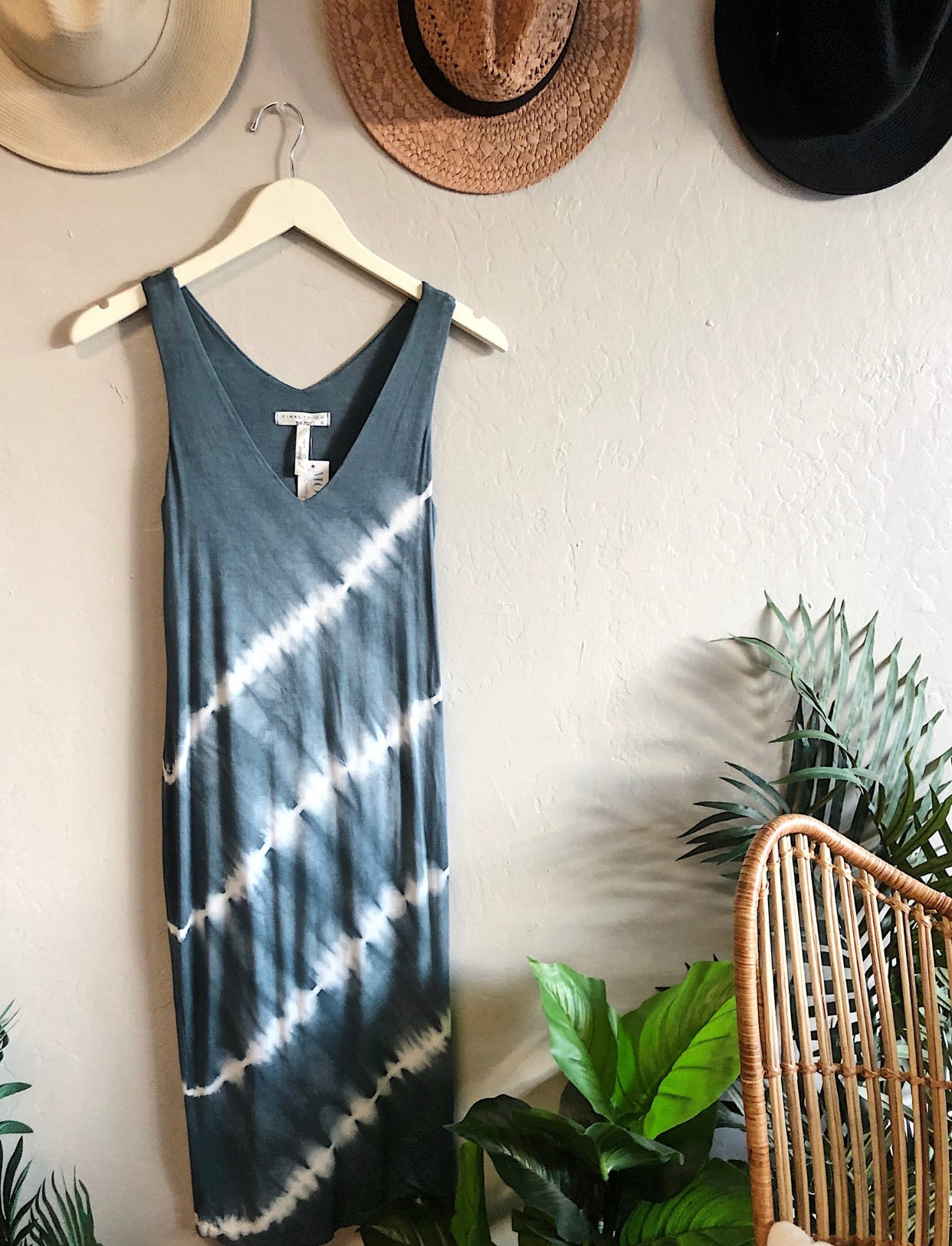 Tilly Tie Dye Dress