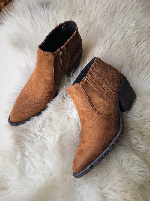 Leah Bootie *2 colors*