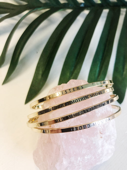 Mode Stackable Bracelets