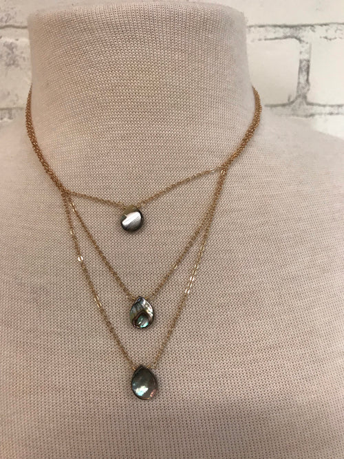 Dainty necklace 2