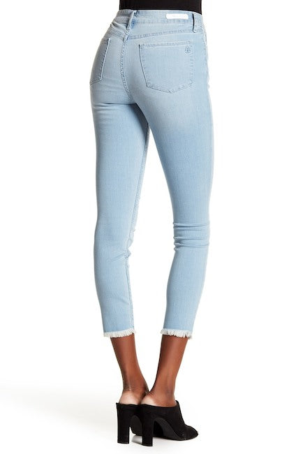 Heather Light Wash Denim