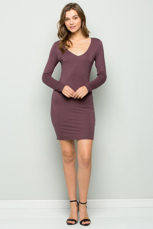 Lauren Dress *5 colors available*