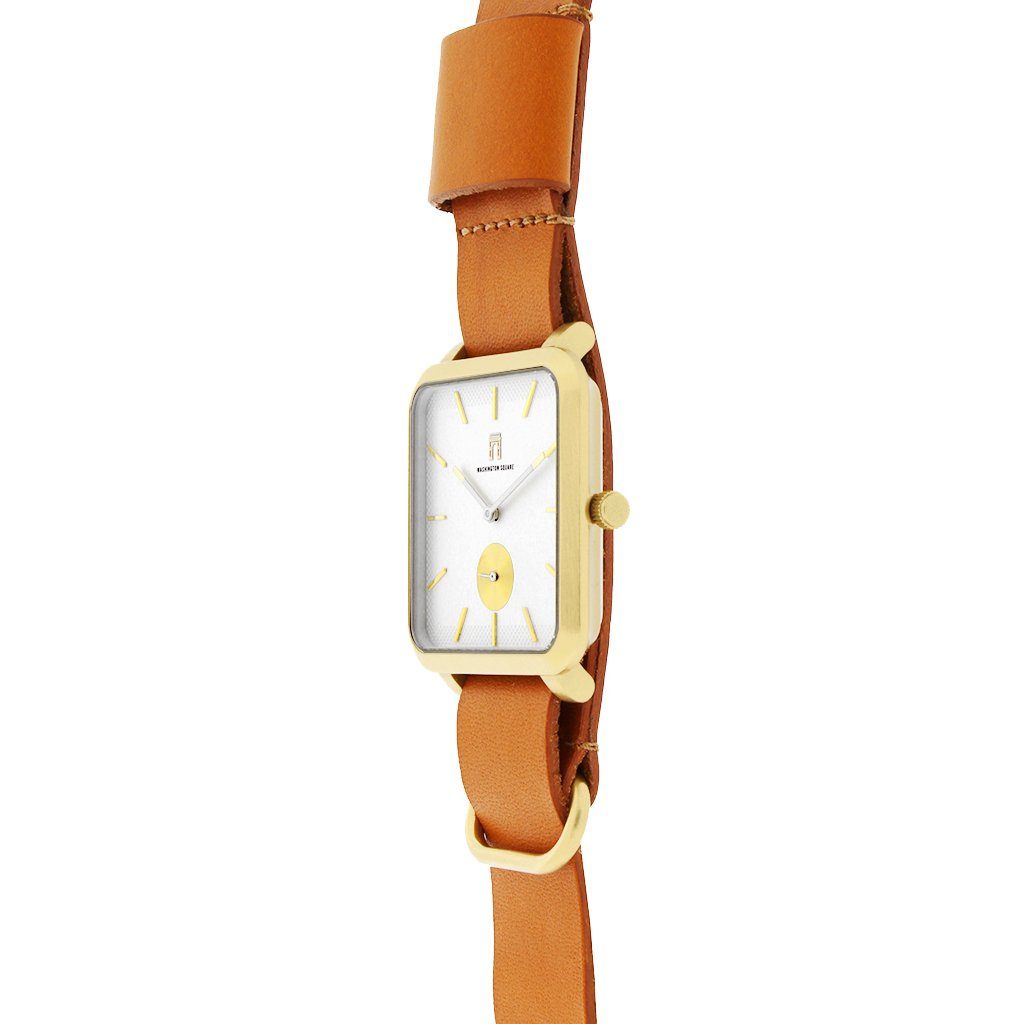 Greenwich Gold (Tan Strap)