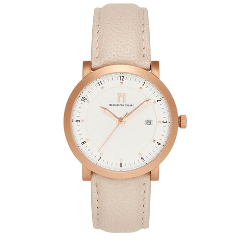 Waverly Date Rose Gold