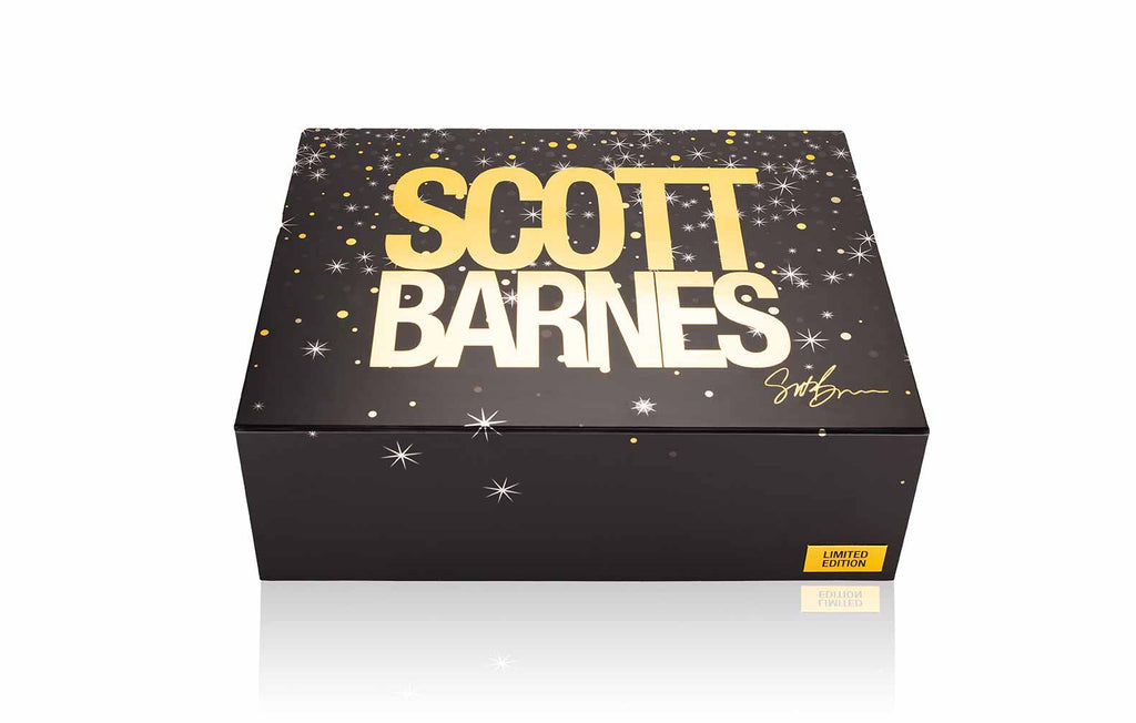 Scott Barnes Holiday Vault