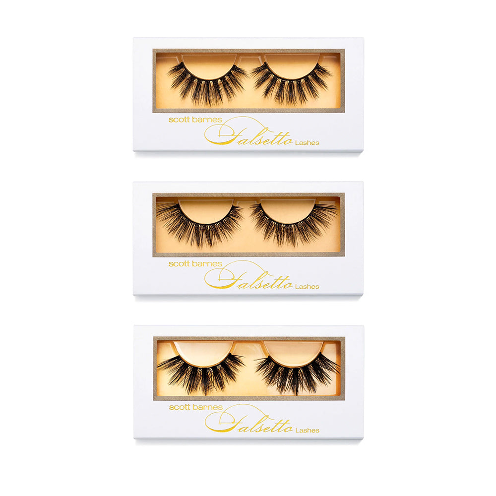 Falsetto 3 Lash Collection