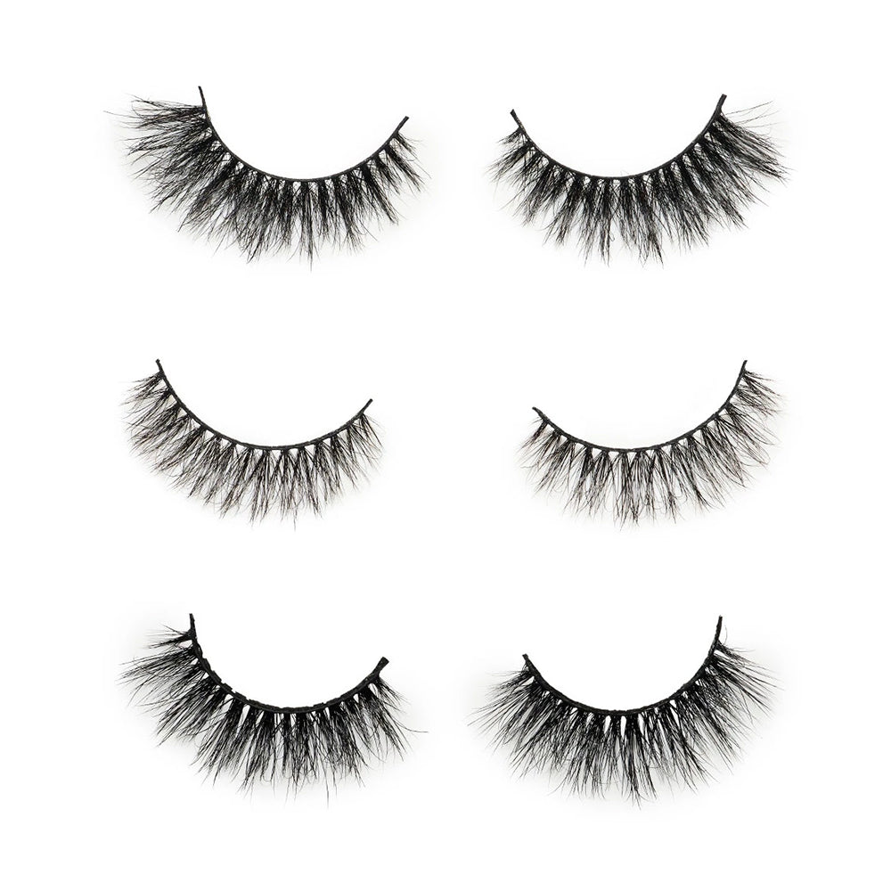 Luscious 3 Lash Collection