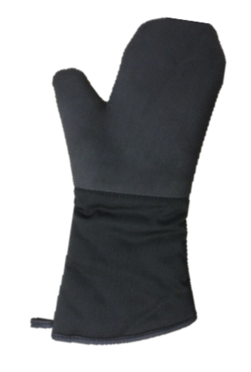 RUBBER & COTTON GLOVE