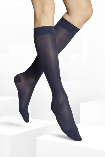 ITEM m6 Translucent Knee High Socks