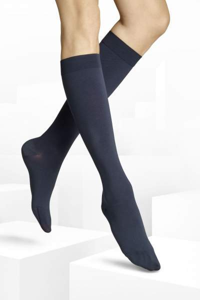 ITEM m6 Opaque Knee High Socks