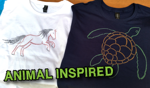 Animal Inspired T-Shirts