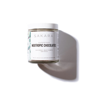 Sakara Nootropic Chocolates