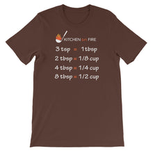 Kitchen Formula Unisex short sleeve t-shirt