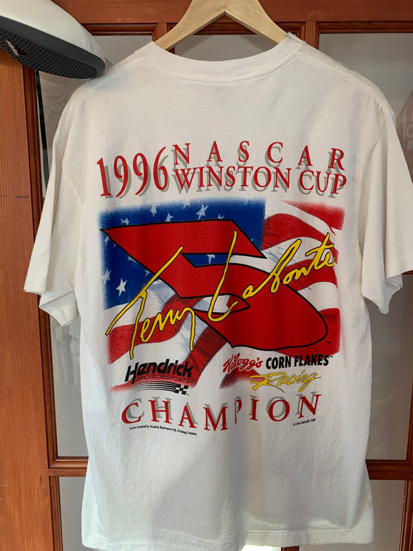 1996 NASCAR Terry Labonte T-Shirt