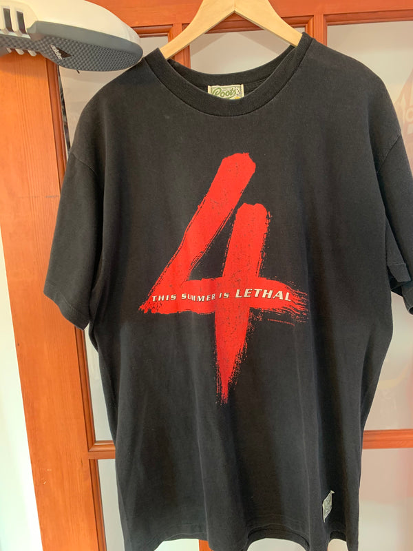 1998 Lethal Weapon 4 T-Shirt