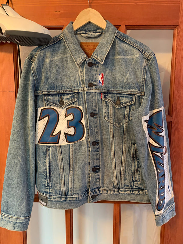 LEX Remixed Jersey Jacket (Wizards)