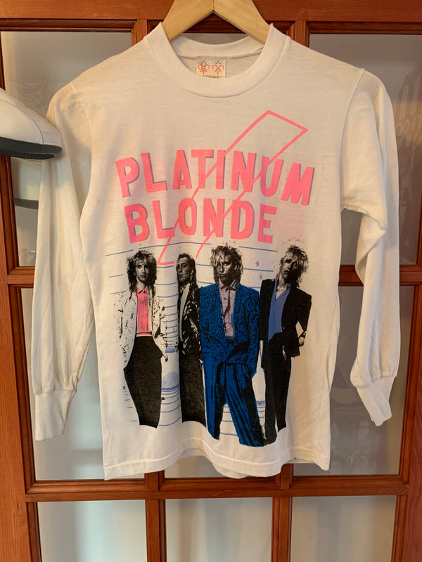 1985 Platinum Blonde L/S
