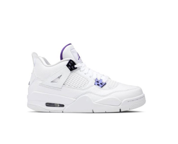 "Jordan 4 ""Purple Metallic"" GS"