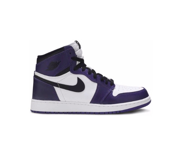 "Jordan 1 ""Court Purple 2.0"""