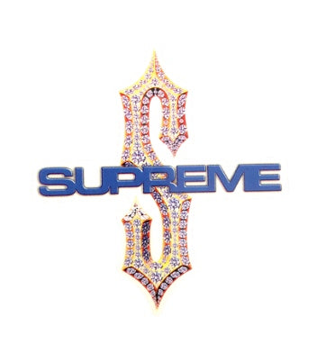 "Supreme Diamond ""S"" Sticker"
