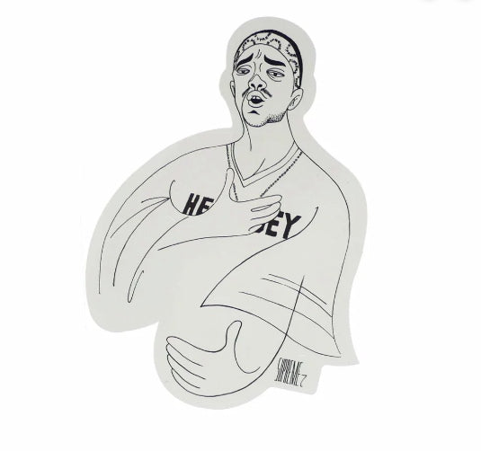 Supreme Prodigy Sticker