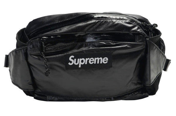 Supreme Waist Bag FW17 (Black)
