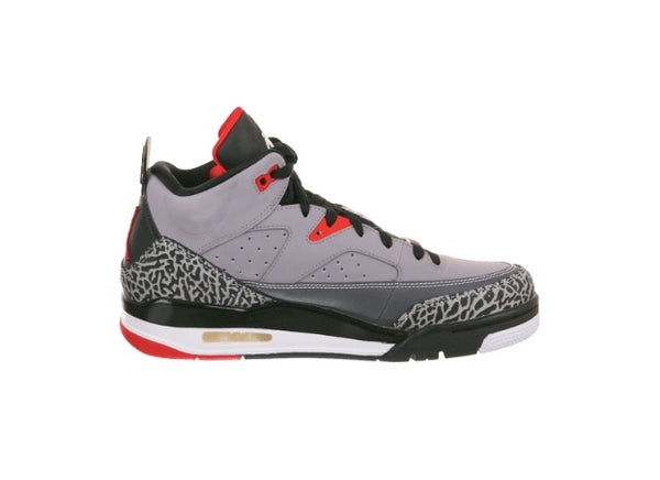 "Jordan Son Of Mars Low ""Cement Grey/Gym Red"" GS"