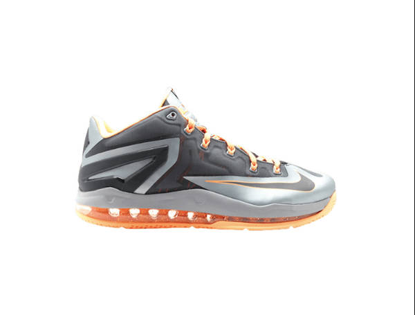 "LeBron 11 Low ""Magnet Grey"""