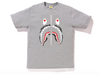 Bape Shark Camo T-Shirt (Grey)
