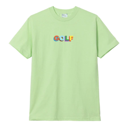GOLF Logo T-Shirt (Mint)