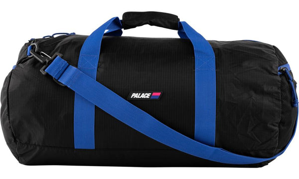 Palace Tube Packer Duffle Bag Black/Blue