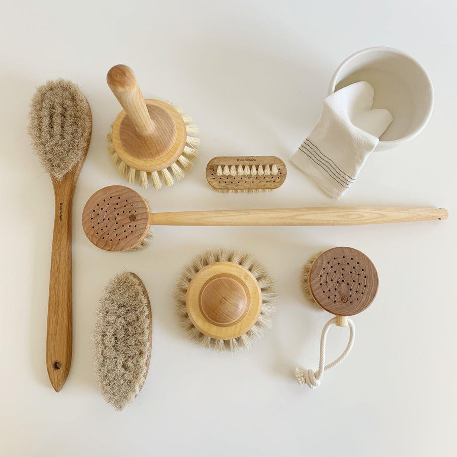 Handmade Bath Brush