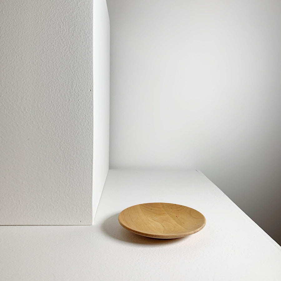 Large Wooden Dish