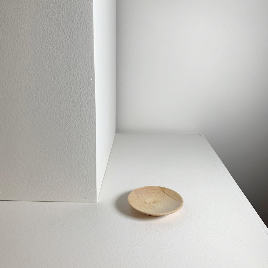 Small Wooden Dish
