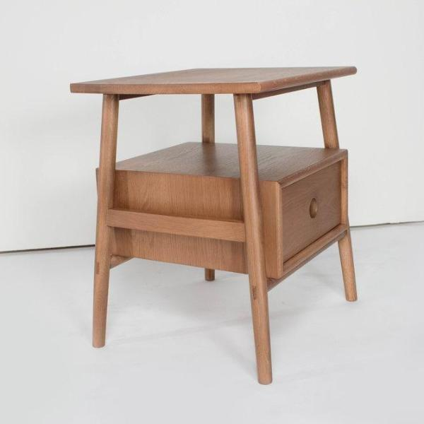 Sitka Side Table / Sienna