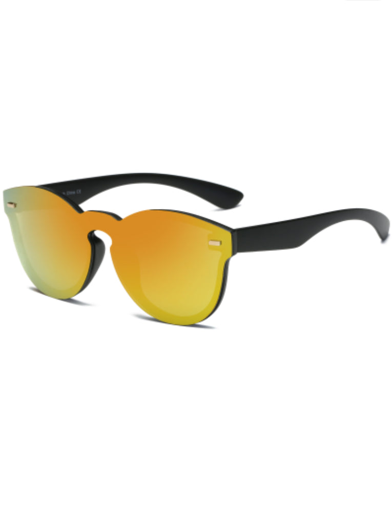 Selva Orange Sunglasses