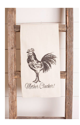 Farm Style Tea Towel