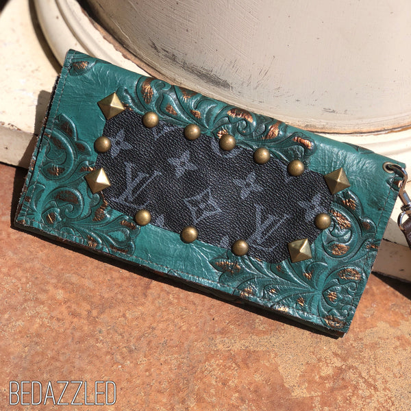 Leather Louis Wallet