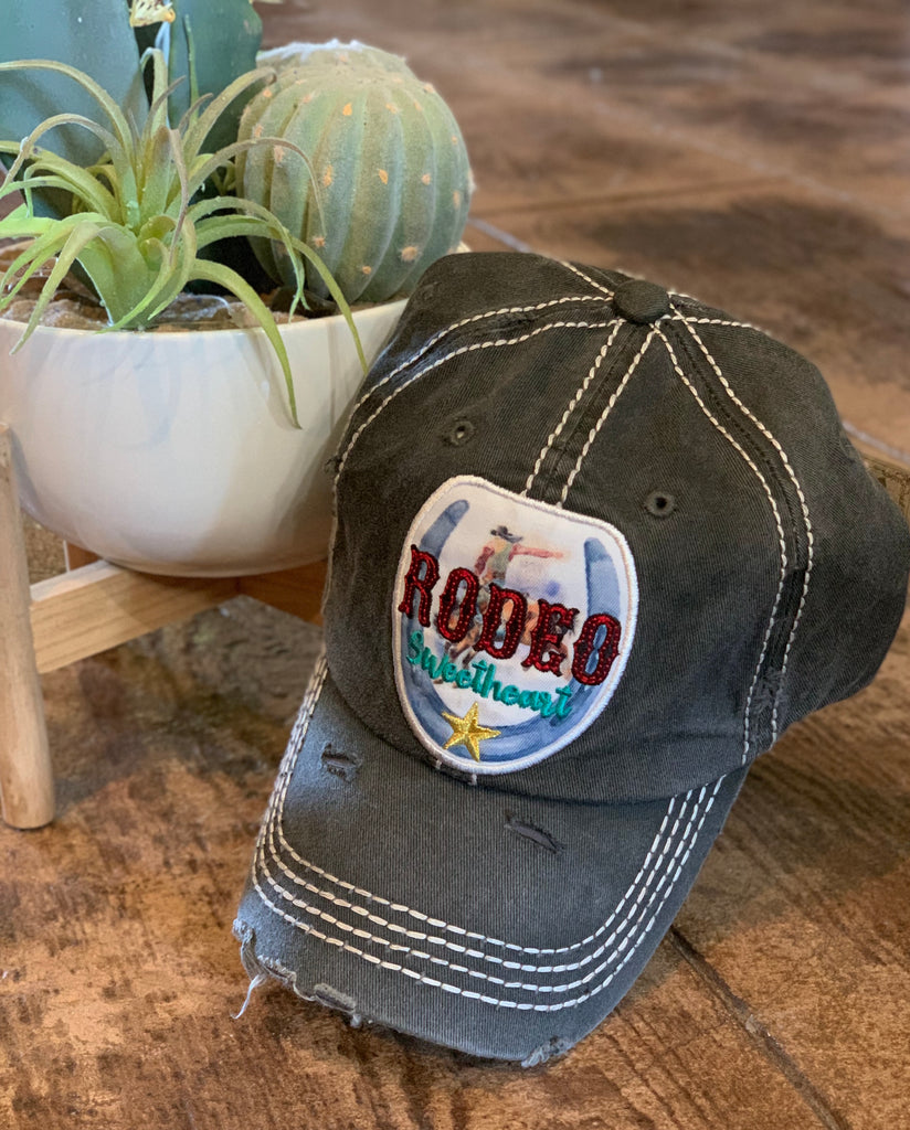 Rodeo Sweetheart Hat
