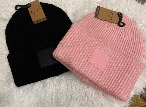 CC Exclusive Solid Beanie