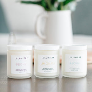 Lulumiere Northwest Signature Candle
